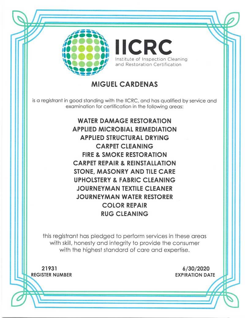 Mike-Cardenas_IICRC